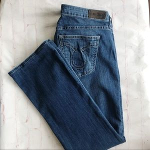 [Big Star] Maddie bootcut jeans size 32R